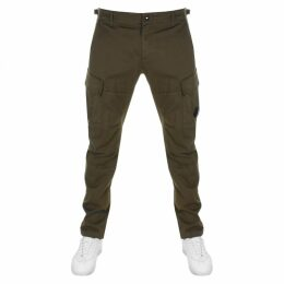 CP Company Cargo Trousers Green