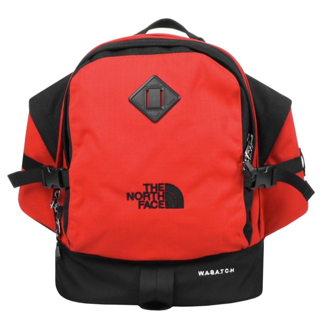 The North Face Wasatch Reissue Backpack Red