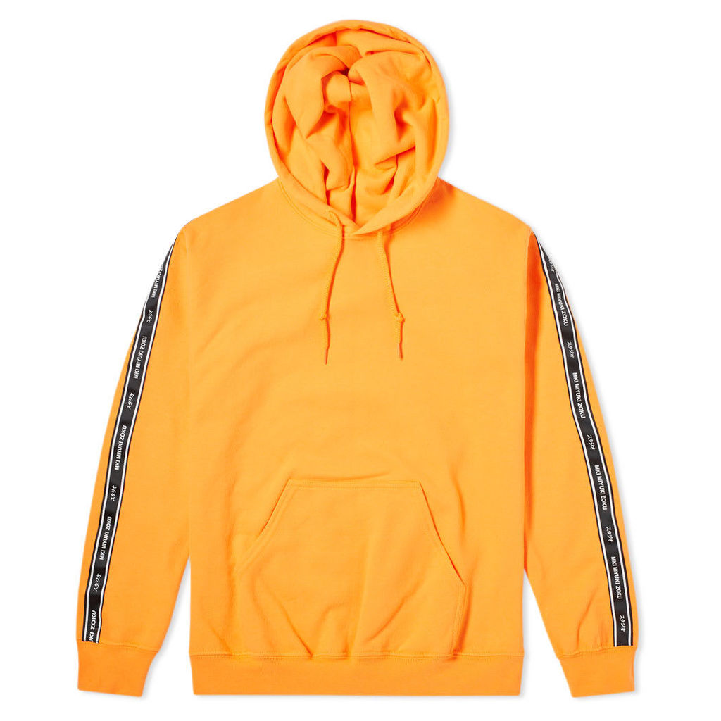 MKI Tape Hoody Orange