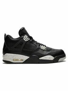 Jordan Air Jordan 4 Retro LS sneakers - Black