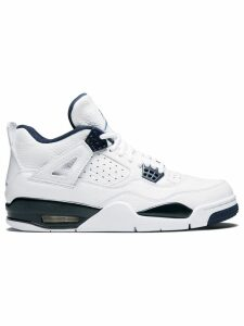 Jordan Air Jordan 4 Retro LS sneakers - White