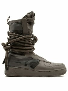 Nike Air Force 1 boots - Brown