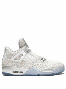 Jordan Air Jordan 4 Retro Laser sneakers - White