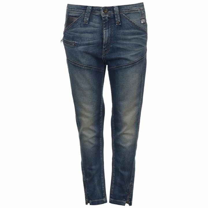 G Star Raw Belmount Loose Tapered Mens Jeans
