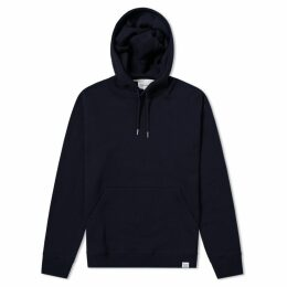 Norse Projects Vagn Classic Hoody Dark Navy