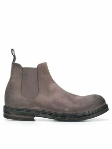Marsèll Zeppa Beatles Carpona boots - Grey