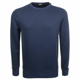 Colmar Crew Neck Sweatshirt Navy
