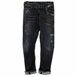 G Star Arc Loose Tapered Jeans - track destroy