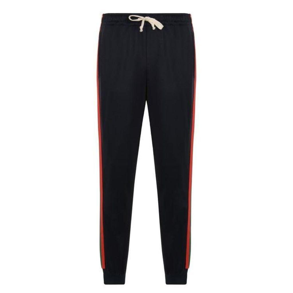 GUCCI Side Stripe Jogging Bottoms