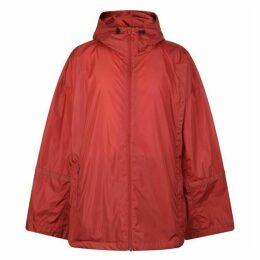 Off White Windbreaker Oversized Hooded Jacket