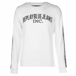 Replay Blue Jeans Sweater