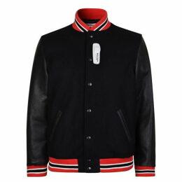 Palm Angels Authentic Varsity Jacket