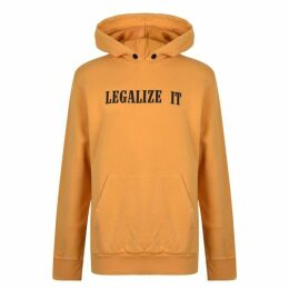 Palm Angels Legalize Hooded Sweatshirt
