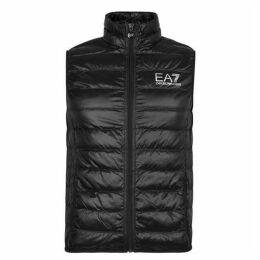 EA7 Bubble Down Gilet