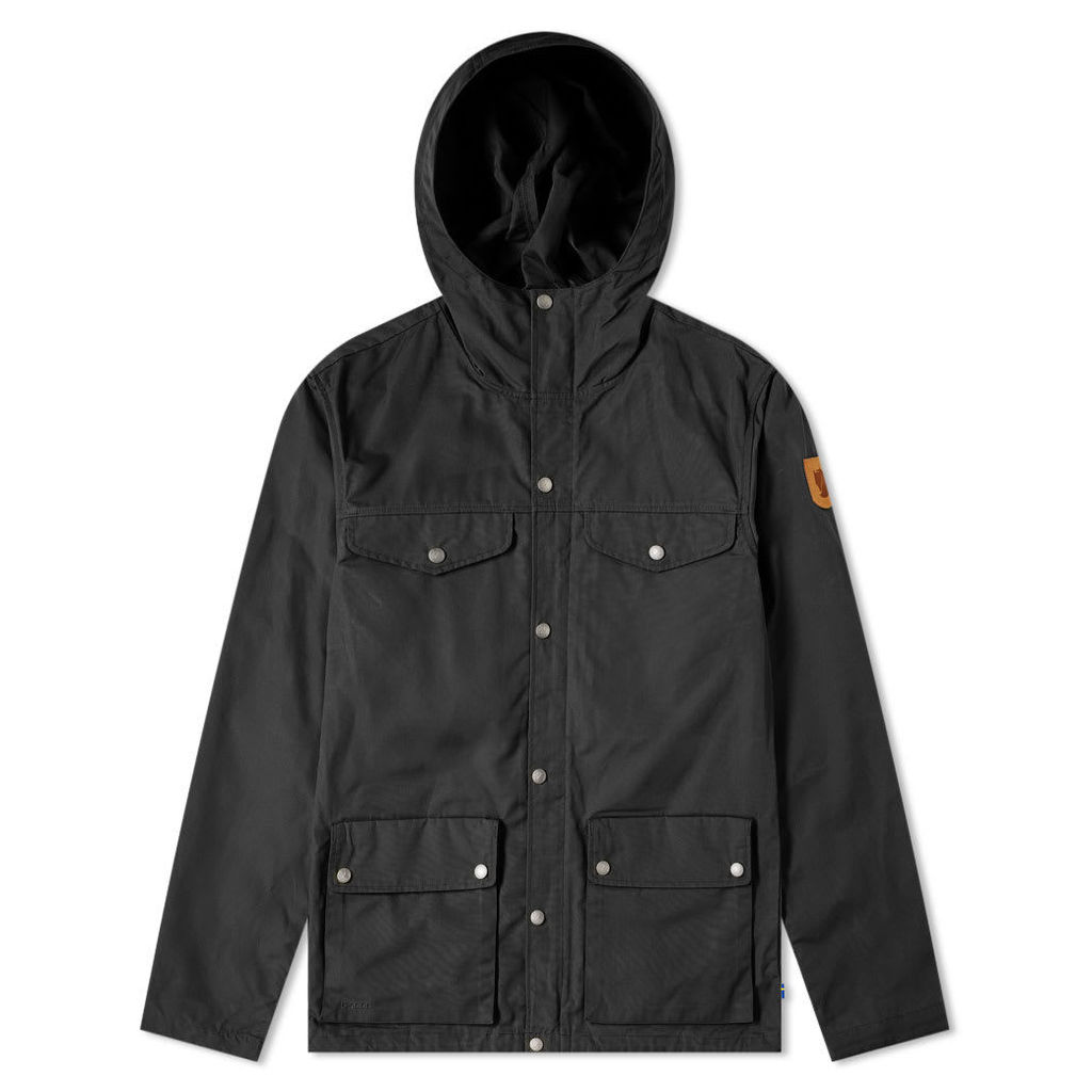 Fjällräven Greenland Jacket Black