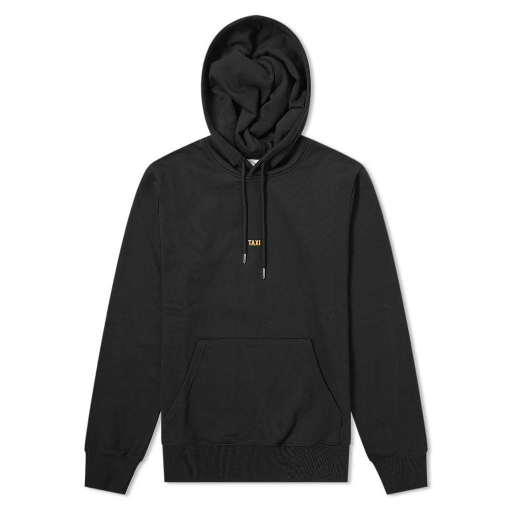 Helmut Lang London Taxi Hoody Black