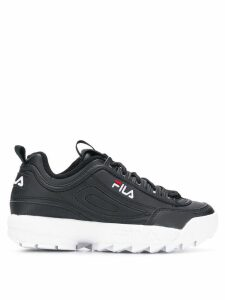 Fila low top Disruptor sneakers - Black