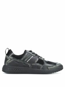 Moa Master Of Arts Futura embossed sole sneakers - Black