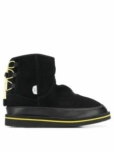 Suicoke QC-wpab boots - Black
