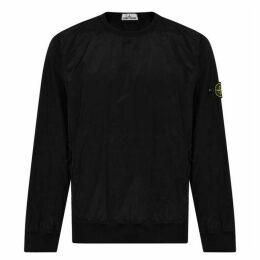 Stone Island Nylon Metallic Sweatshirt