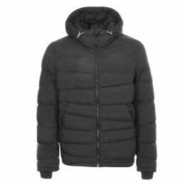 Rossignol Piece Dye Down Jacket Black