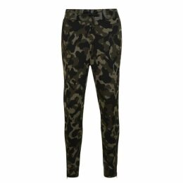 Hugo Duros Camouflage Jogging Bottoms