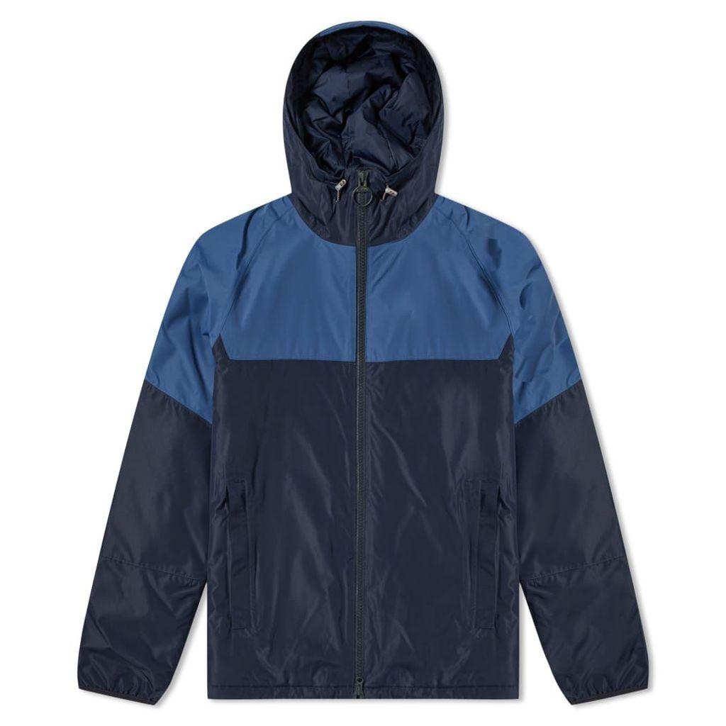 Barbour Troutbeck Jacket Navy