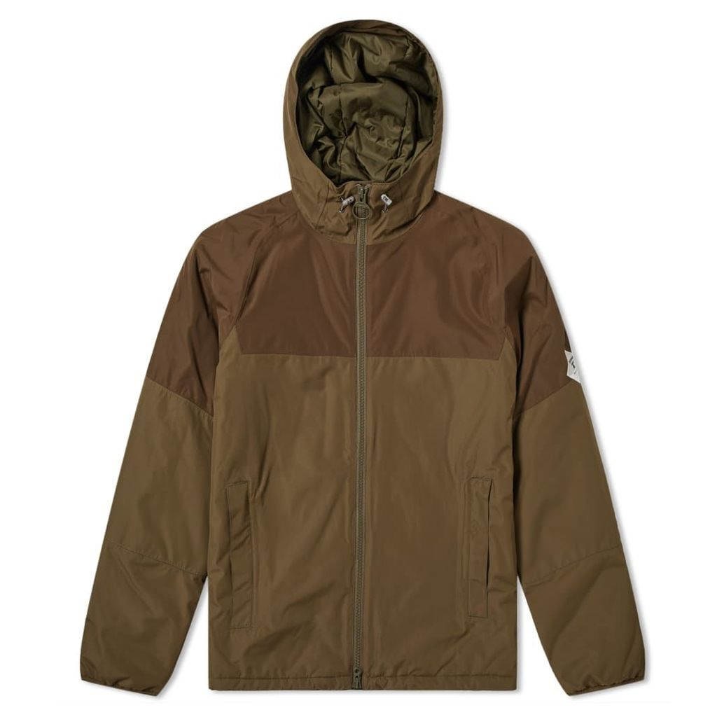 Barbour Troutbeck Jacket Army Green
