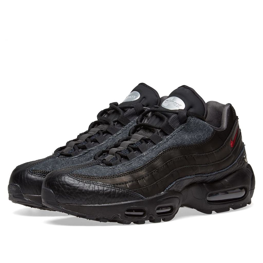 Nike Air Max 95 NRG Black, Red & Anthracite