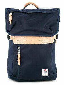 As2ov Hidensity Cordura nylon backpack A-02 - Blue