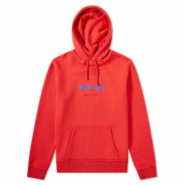 Resort Corps Fractured Popover Hoody Red