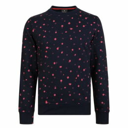 PS by Paul Smith Spot Print Sweatshirt