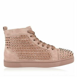 Christian Louboutin Spike High Top Trainers