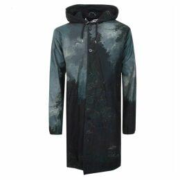 MCQ Alexander McQueen Iggy Parka Jacket Black