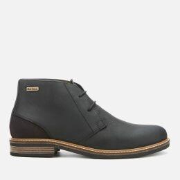 Barbour Men's Readhead Leather Chukka Boots - Black