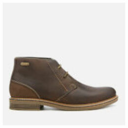 Barbour Men's Readhead Leather Chukka Boots - Choco - UK 11