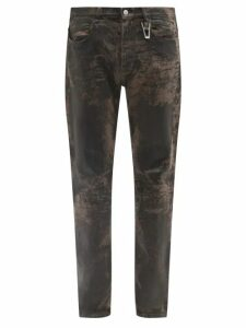 Kru - Stratos Camouflage Print Reversible Ski Jacket - Mens - Khaki
