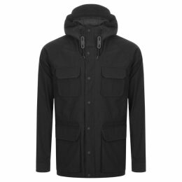 Penfield Kasson Hooded Jacket Black