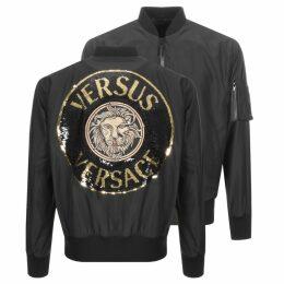 Versus Versace Bomber Jacket Black