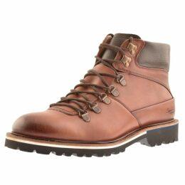Sweeney London Rispond Boots In Brown