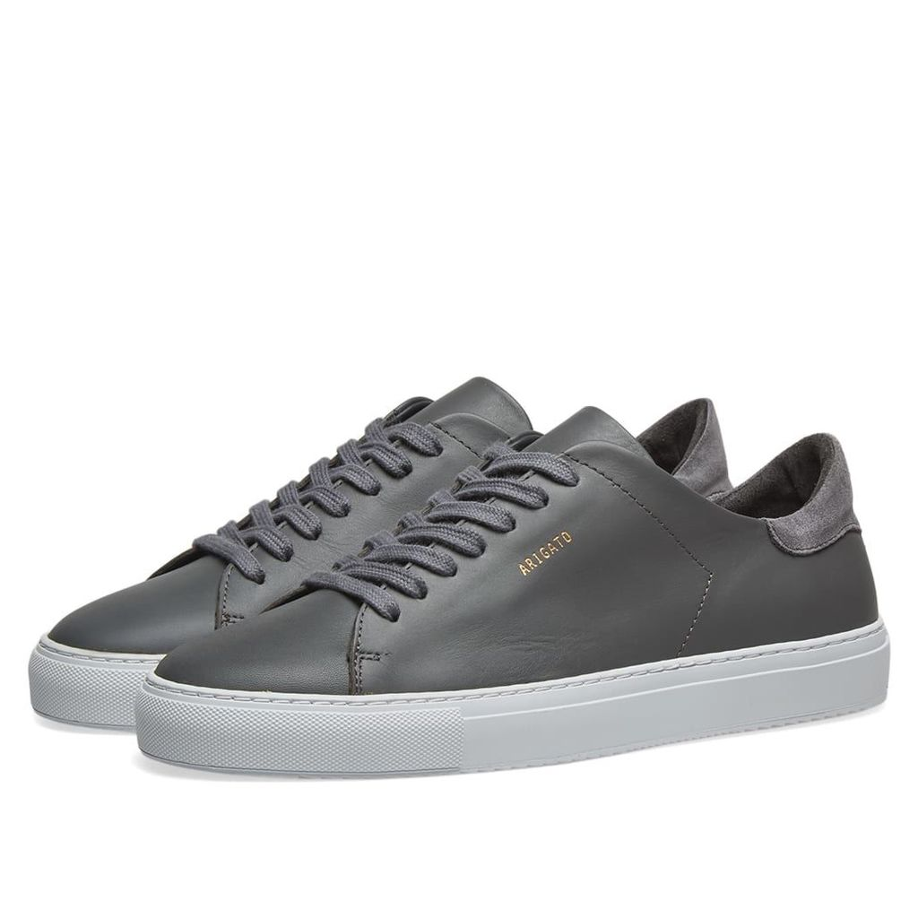Axel Arigato Clean 90 Sneaker Dark Grey Leather