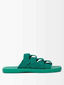 Snow Peak - Takibi Cotton Blend Ripstop Trousers - Mens - Khaki