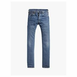 Levi's 501 Original Straight Jeans, Blue Eyes