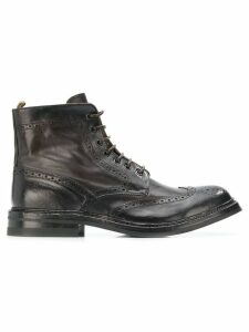 Officine Creative Sussex 003 boots - Brown