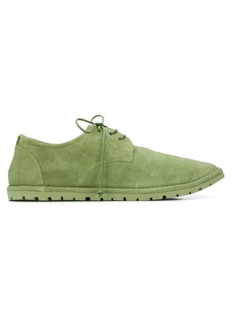 Marsèll Marsèll x Andreas Murkudis lace-up shoes - Green