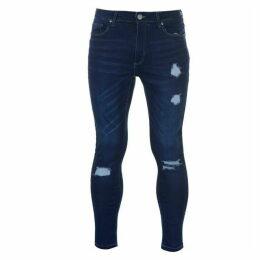 Level 1 Rip Repair Jeans Mens