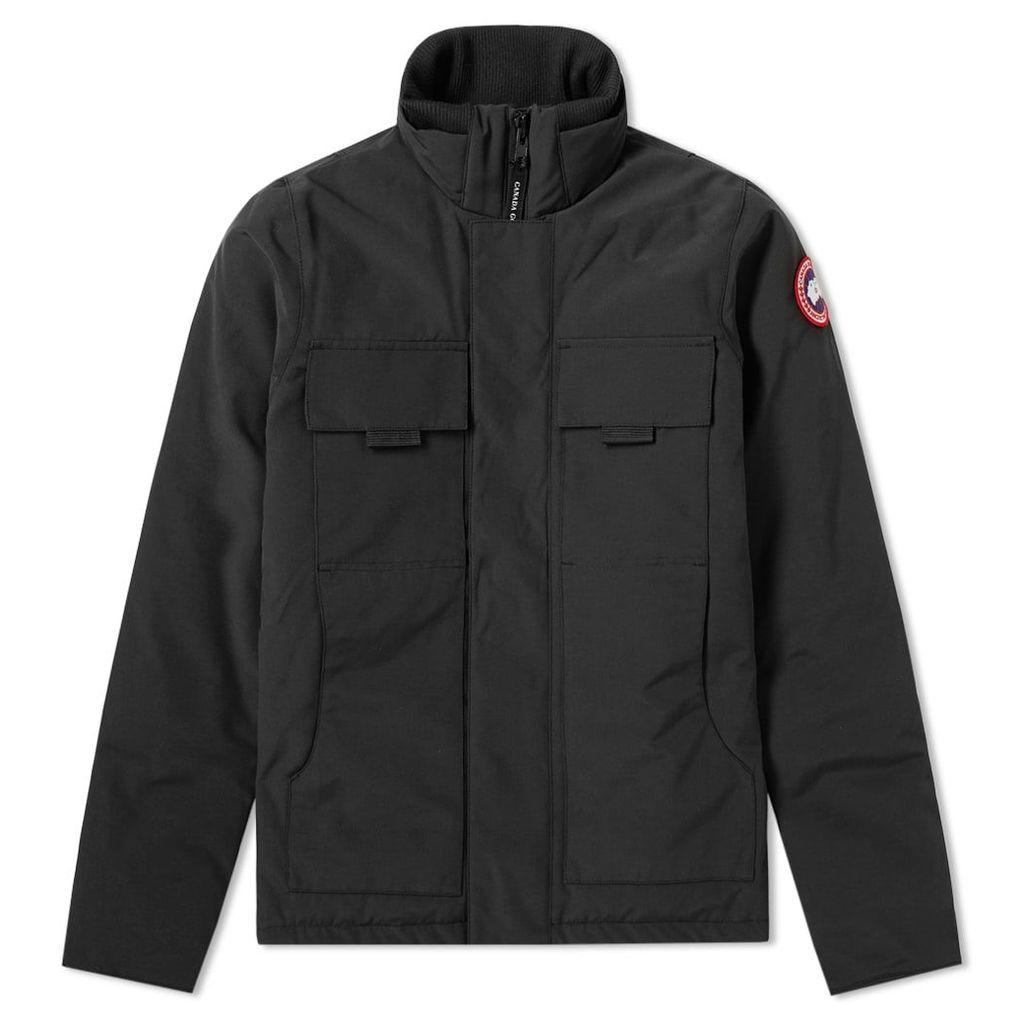 Canada Goose Forester Jacket Black