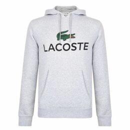 Lacoste Logo Hooded Sweatshirt