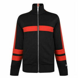 Tommy x Lewis Hamilton Striped Track Top
