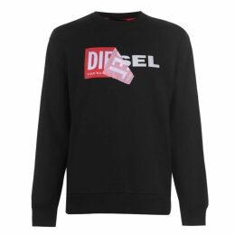 Diesel Jeans Peel Logo Sweater